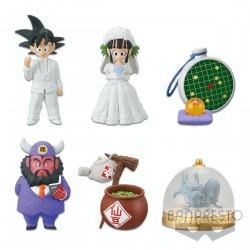 Set Figuras Dragon Ball World Collectable Figure Treasure Rally Vol 1 Banpresto