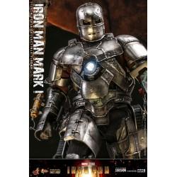 Figura Iron Man Mark I Movie Masterpiece 1:6 Hot Toys