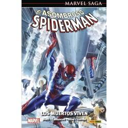 Marvel Saga. El Asombroso Spiderman 54. Los Muertos Viven