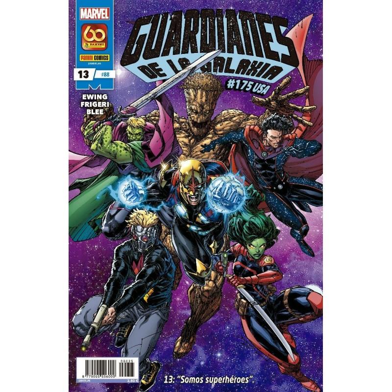 Guardianes de la Galaxia 13 / 88