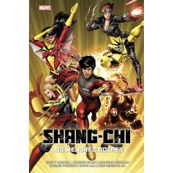 Sang-Chi: Los Mejores Golpes (100% Marvel HC)