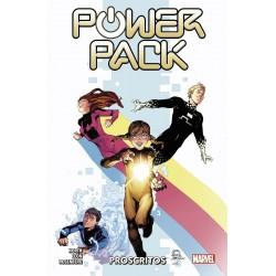 Power Pack: Proscritos