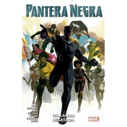 Pantera Negra 4. Wakanda Desatada