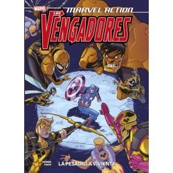 Marvel Action. Los Vengadores 4 . La Pesadilla Viviente