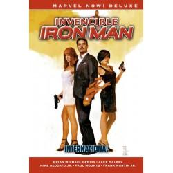 Marvel Now! Deluxe. Invencible Iron Man 2. Internacional