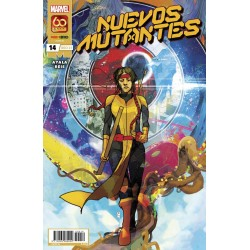 Nuevos Mutantes 14