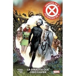 Marvel Premiere Dinastía de X / Potencias De X 1. La Dinastía Que Creó Xavier