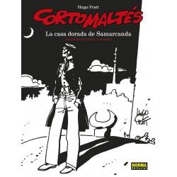 Corto Maltés: La Casa Dorada de Samarcanda (Edición En Blanco Y Negro)
