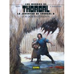 Los Mundos de Thorgal. La Juventud de Thorgal 8. Los Dos Bastardos