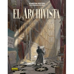 El Archivista (Las Ciudades Oscuras)