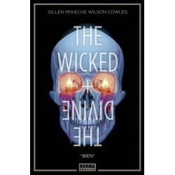 The Wicked + The Divine 9. Bien