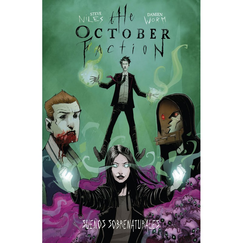 The October Faction 5