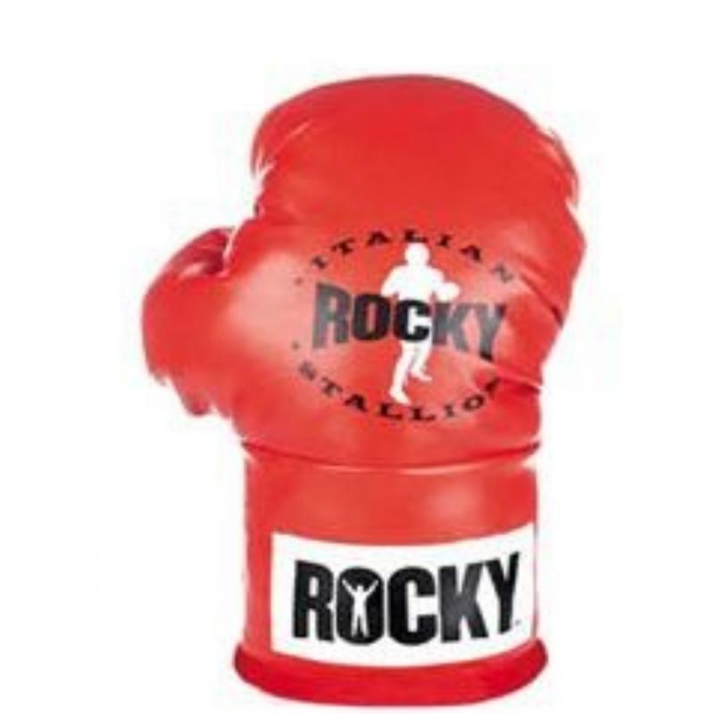 Guante De Boxeo Decorativo Rocky Silueta Grande
