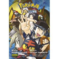 Pokémon Sol Y Luna 1