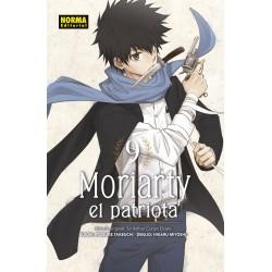 Moriarty el Patriota 9