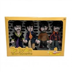 Box Set Peluches The Beatles Yellow Submarine